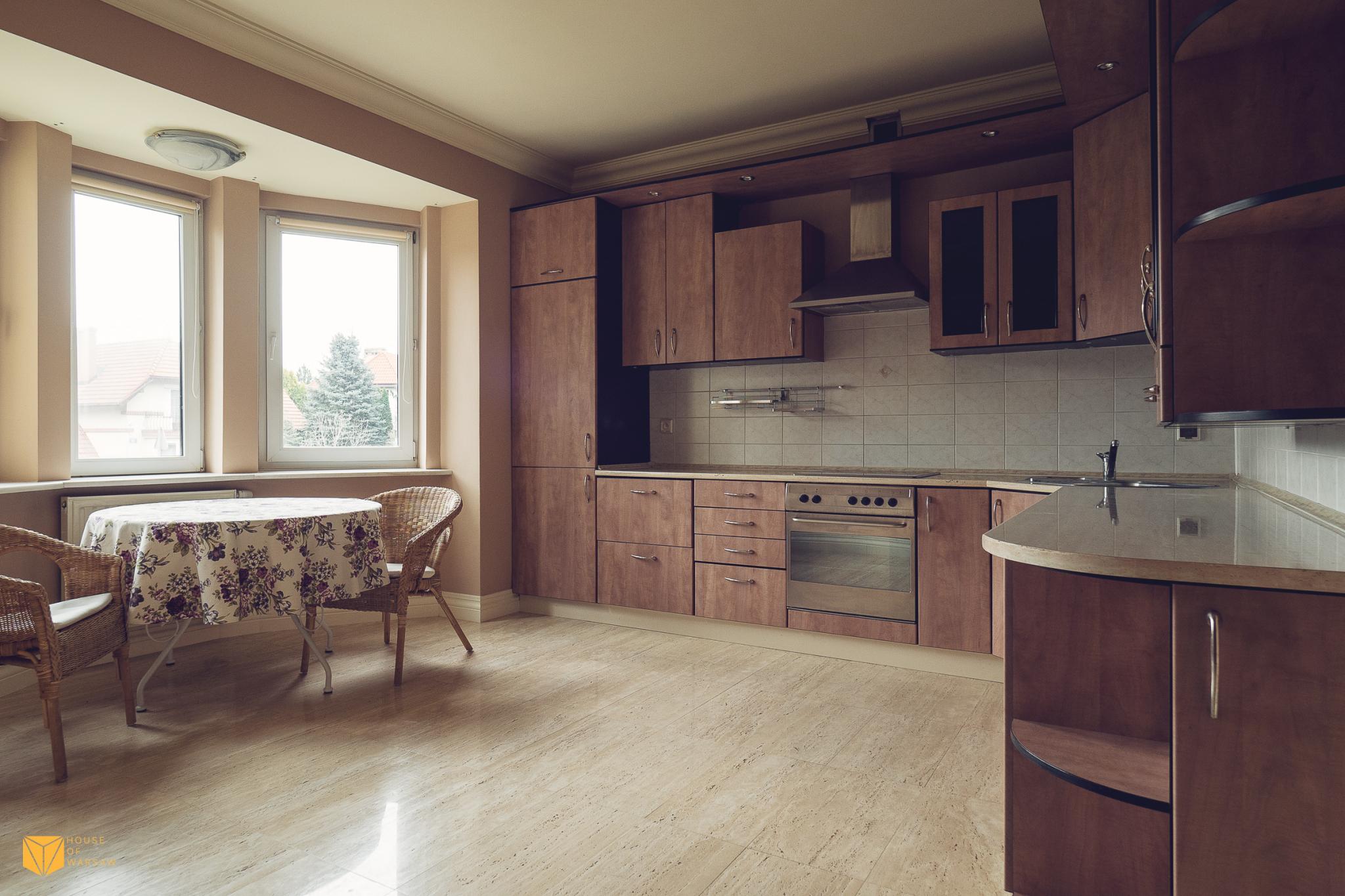 Dom wolnostojący Konstancin-Jeziorna do sprzedaży, działka 1200 m2 - 4