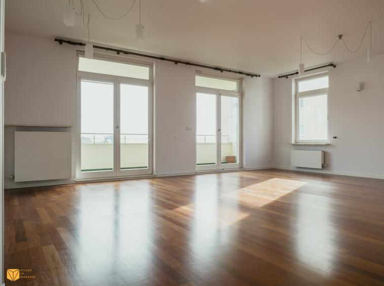 Apartament przy ul. Ludowej o pow. 147 m2