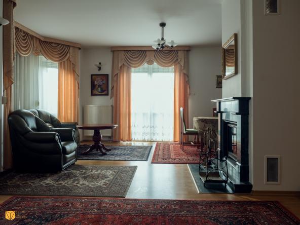 Dom wolnostojący na sprzedaż ul. Pląsy, Ursynów - 1