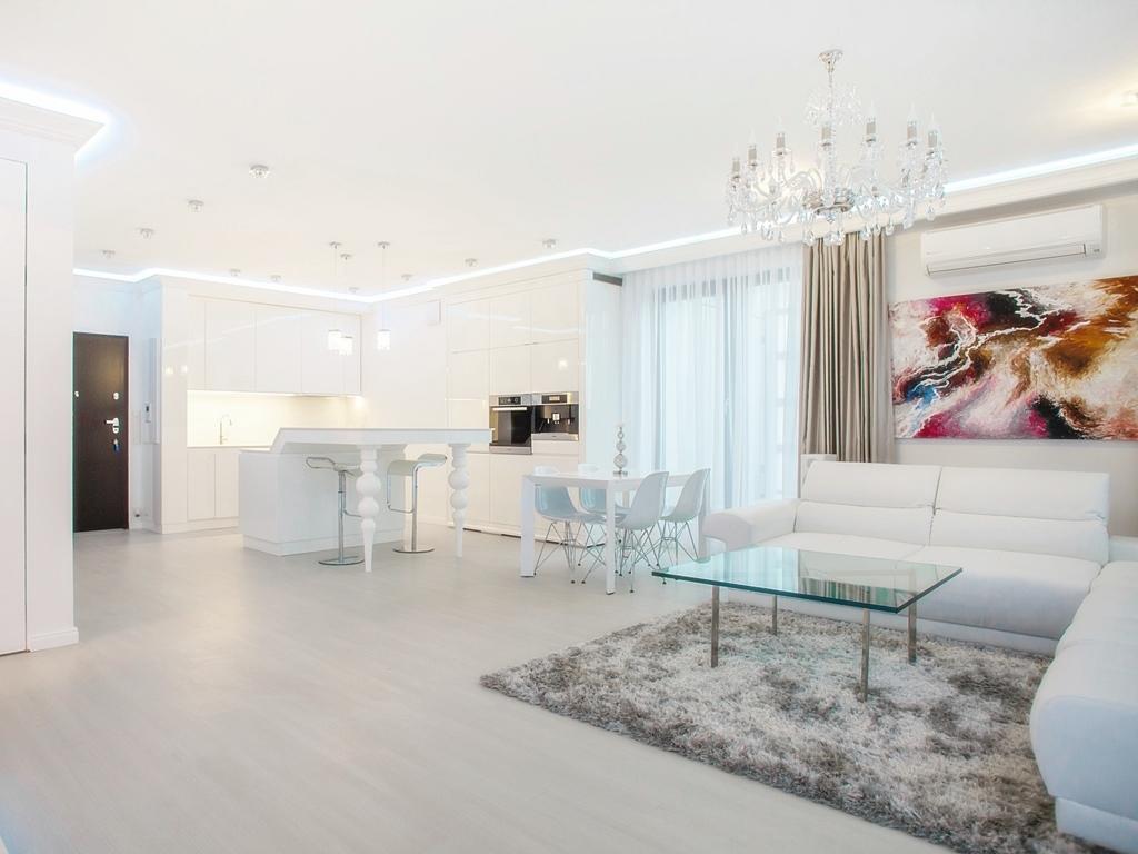 Luksusowy apartament do wynajmu w Rezydencji Naruszewicza