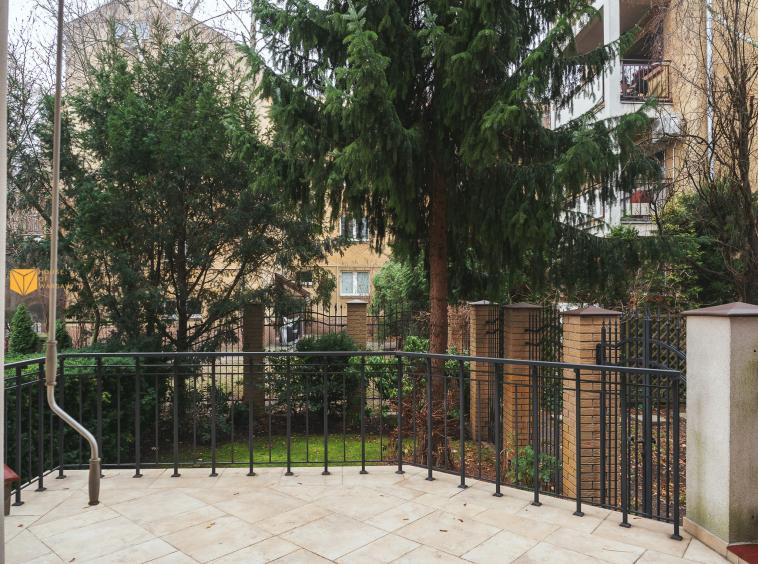 Dom z ogródkiem na sprzedaż Warszawa Nowoursynowska 252 m2
