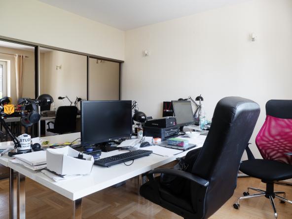 Dom do wynajęcia pod biuro położony na Saskiej Kępie przy ul. Marokańskiej - House of Warsaw Biuro Nieruchomości