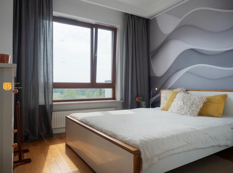 Trzypokojowe mieszkanie do wynajęcia Mokotów Mordor 56 m2