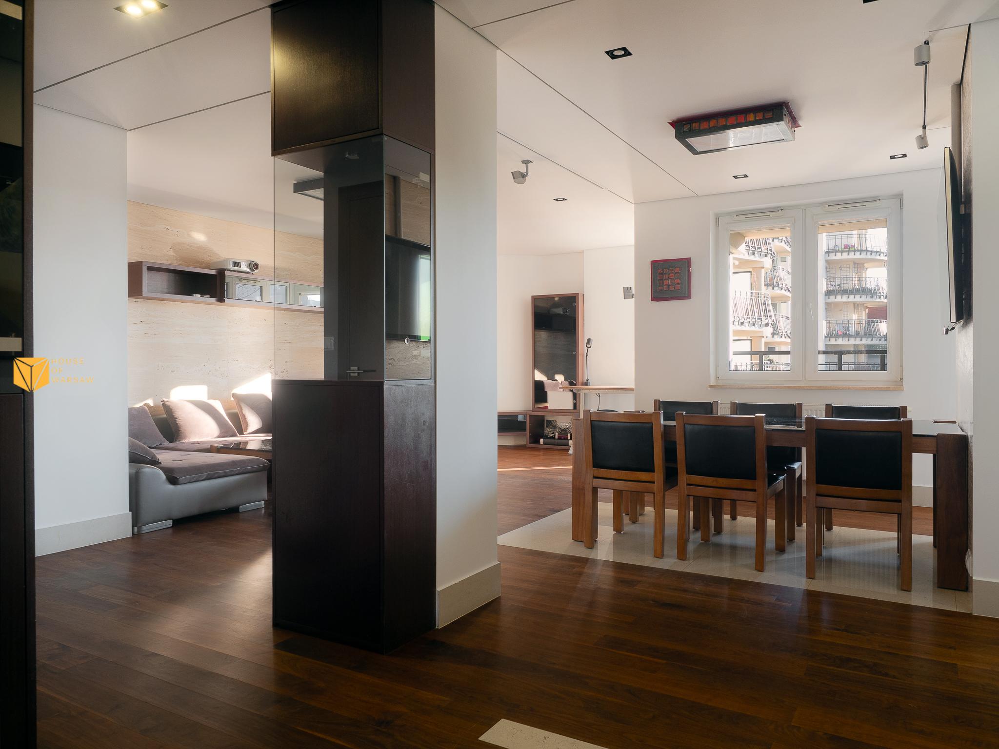Luksusowy apartament do wynajęcia przy ul. Okrzei