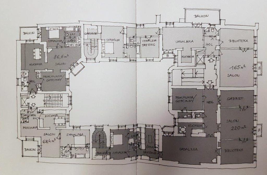 Apartament do sprzedaży śródmieście Hoża