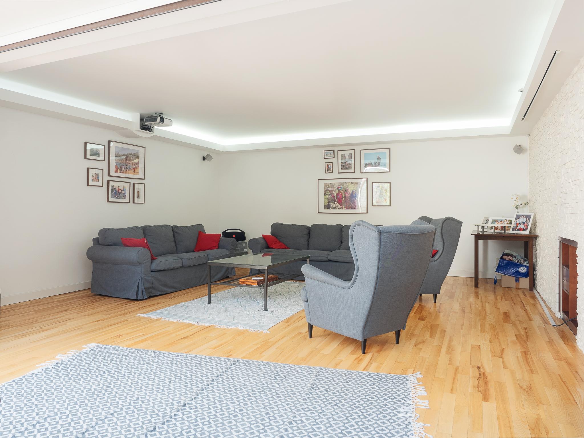 Dom w zabudowie bliźniaczej do wynajmu Saska Kępa - Biuro Nieruchomości House of Warsaw
