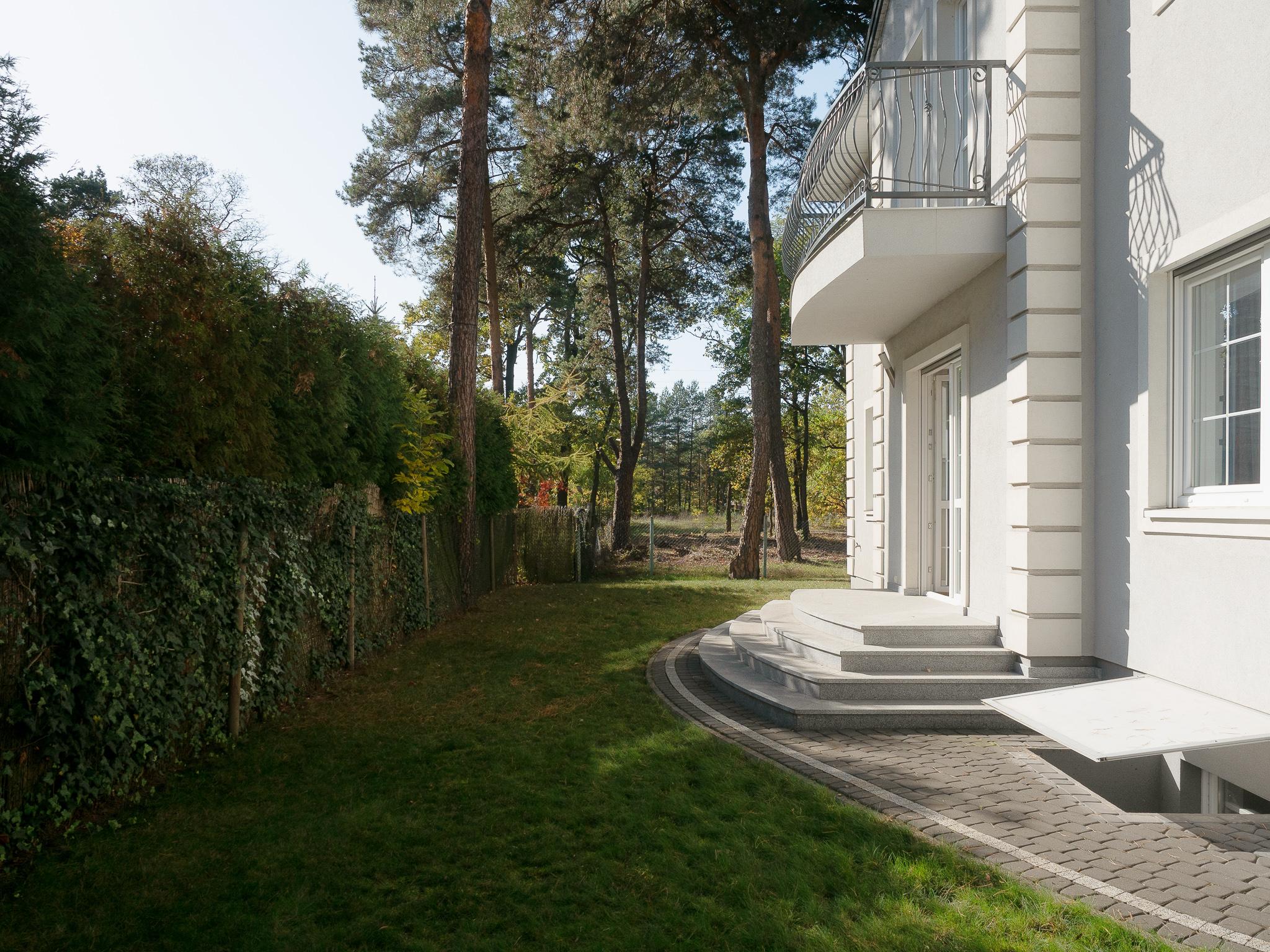 Dom wolnostojący z sauną na wynajem - Wawer - House of Warsaw Biuro Nieruchomości
