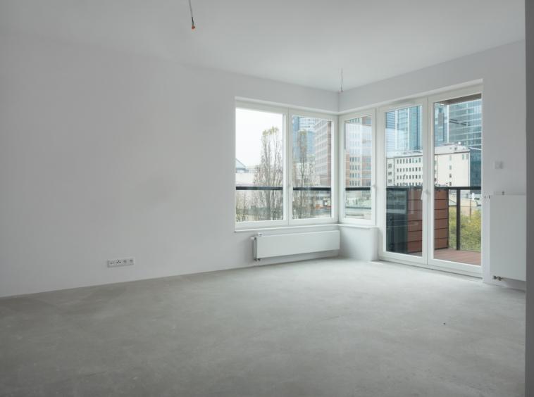 Apartament w stanie deweloperskim do sprzedaży - ul. Sienna