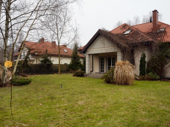 Dom wolnostojący do wynajęcia w Brwinowie