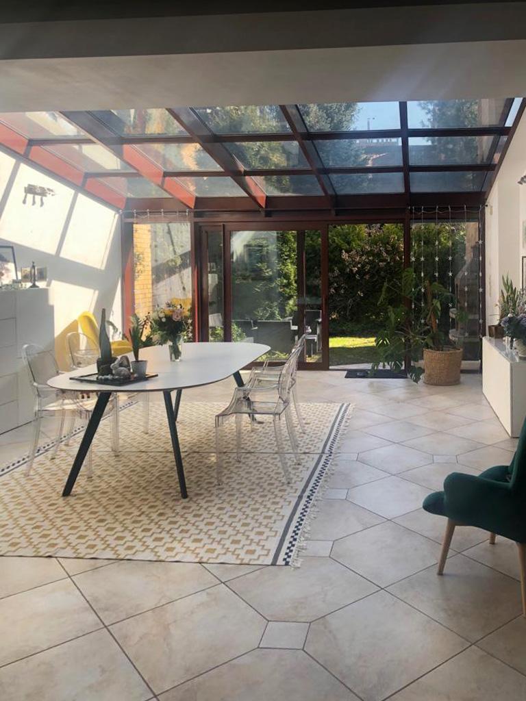 Dom na Saskiej Kępie do wynajęcia z ogródkiem, sauną i klimatyzacją